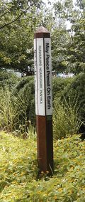 Peace Pole - cropped